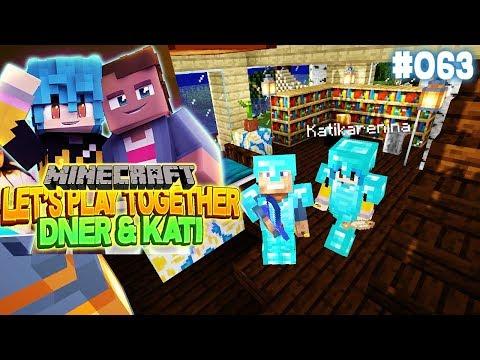 FULL DIA RICHKIDS | Minecraft mit Kati & Dner #63