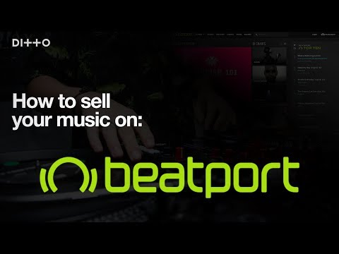 How To Sell Your Music on Beatport