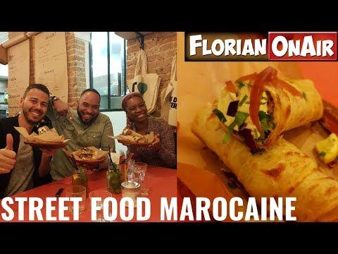 Le KAZDAL : un MAGNIFIQUE SANDWICH à la MAROCAINE-  Meilleur Snack S02E11
