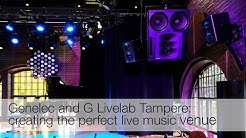 Genelec and G Livelab Tampere: creating the perfect live music venue | Genelec AV