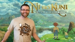 Ni no Kuni: Wrath of the White Witch Review - ZGR