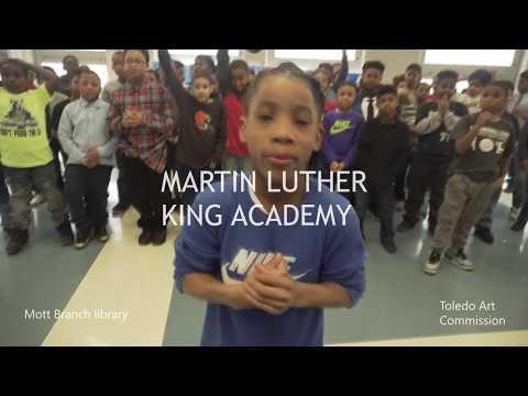 Martin Luther King, Jr. Academy-KING PRIDE
