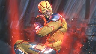 Injustice 2 - Reverse Flash Multiverse Ladder Walkthrough and Ending