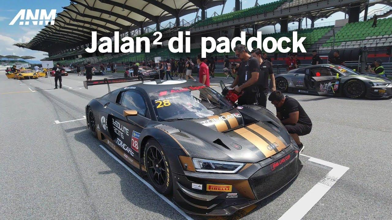 Kepoin Mobil Balap Audi R8 Gt3 Punya Pembalap Indonesia Youtube