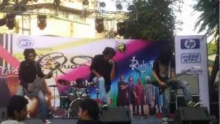 Dark Moon Eternity - Recreant live @ IIFT, Delhi.