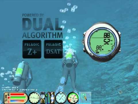 Oceanic geo 2 0 dive computer online class m2s2 youtube - Oceanic geo 2 0 dive computer ...