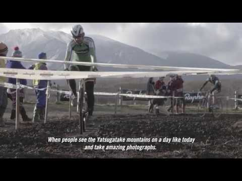 Behind The Scenes at Rapha Supercross Nobeyama