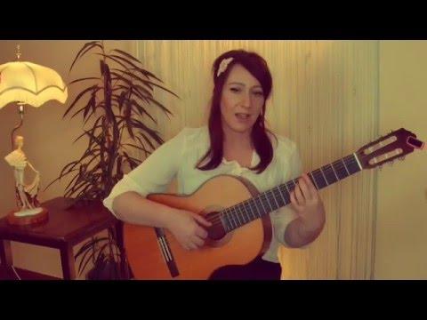 Meditation - Astrud Gilberto (Acoustic cover English Lyrics)