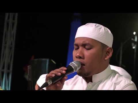 Indonesia Raya Aman - Ahbabul Musthofa (Surabaya Bersholawat ke 5)