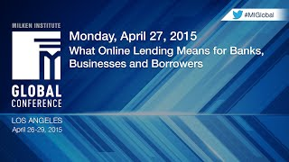 What Online Lending Means for Banks, Businesses and Borrowers