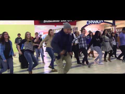 """Mormon Youth Conference Flash Mob: """"Move Your Body"""""""