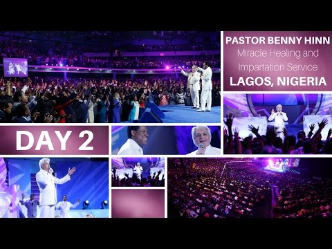 Lagos, Nigeria Miracle Healing and Impartation 2nd Service