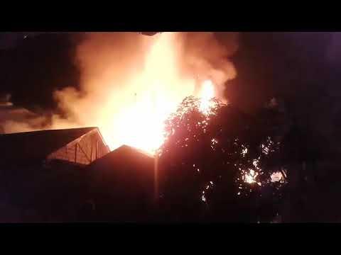 Kebakran Kuin Utara Gang Rahmat Rt.10