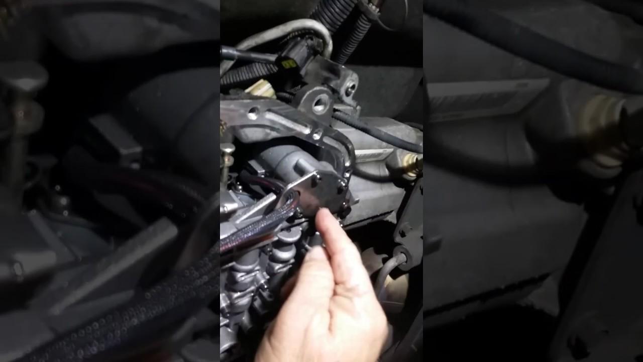 Dodge 46re p1740 tcc overdrive code fix  YouTube