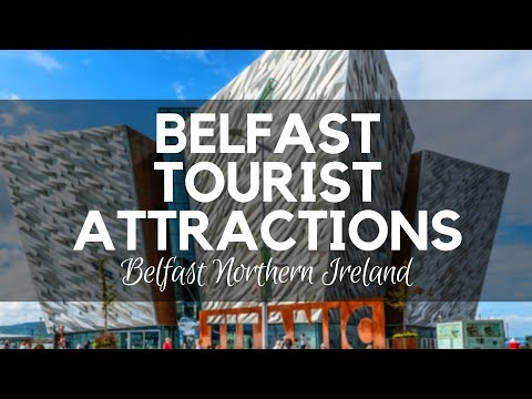 Belfast - Northern Ireland - Some of the attractions in the City ❤ Belfast City :-)