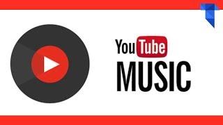 SAIU!! YOUTUBE MUSIC: COMO FUNCIONA