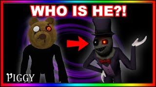 """Who Is """"???"""" From Piggy Book 2 Chapter 10?! (Temple Map)"""
