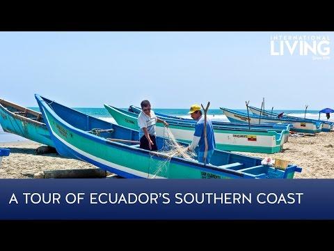 A Tour of Ecuador's Southern Coast