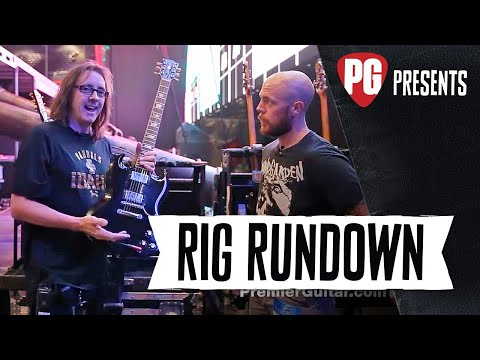 Rig Rundown - AC/DC's Angus Young & Stevie Young