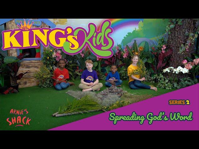Spreading God's Word – The King's Kids S02E09