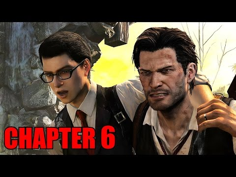 The Evil Within Walkthrough Chapter 6 - Losing Grip on Ourselves No Damage / All Collectibles PS4