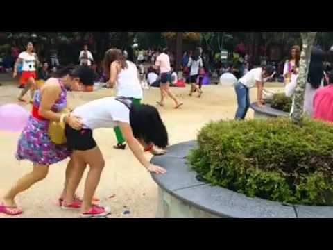 Two girls tackling eachother from YouTube · Duration:  3 minutes 4 seconds