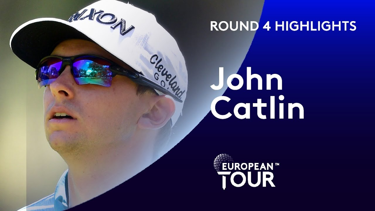 John Catlin claims first European Tour win | Estrella Damm N.A. Andalucia Masters