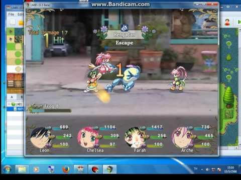 RPG Maker Battle System LMBS MV