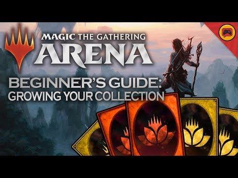 MTG Arena Beginner's Guide: Growing Your Collection