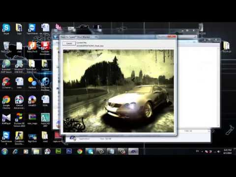 Hướng dẫn cài đặt game need for speed : most wanted