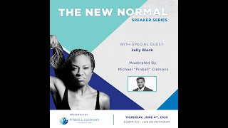 The New Normal Speaker Series - Episode 10 - Jully Black