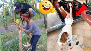 Best Funny Videos  - Try to Not Laugh 😆😂🤣#75
