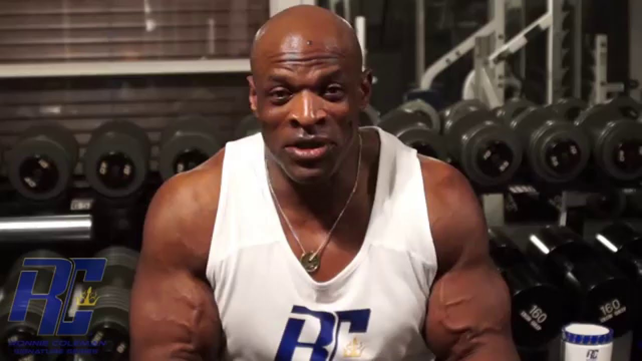 ronnie coleman surgery day v log youtube