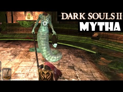 Dark Souls 2 Guia: MYTHA LA REINA FUNESTA | Cómo Matar A Este Jefe Y Vaciar De Veneno La Zona | Ep35