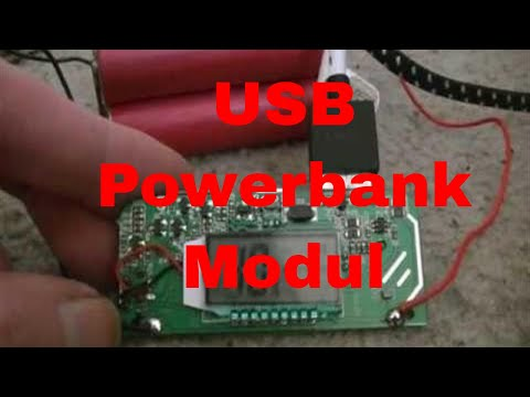 USB Power Bank Charger Board von Icstation - eflose #774