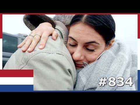 GOODBYE NETHERLANDS: EMIRATES FLIGHT AMSTERDAM SCHIPHOL TO BANGALORE. DAY 834 | TRAVEL VLOG IV