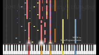 Synthesia - Regina Spektor; The Call - Instrumental [with Lyrics]