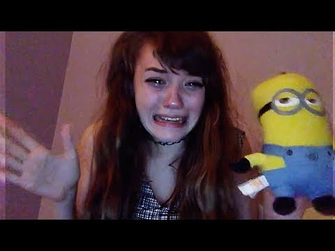 WHY i am scared of minions..