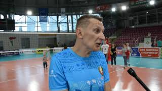 волейбол 22.08.2018  Беларусь Грузия