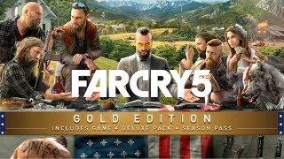 Far Cry 5 Gold Edition Pre-order