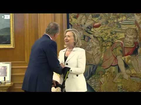 Spanish PM Rajoy announces abdication of King Juan Carlos