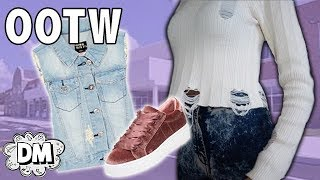 Comfy & Easy School Outfits of the Week 2017!    Alyssa Vlogs
