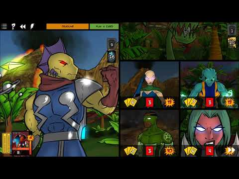 """Let's Play // Sentinels of the Multiverse: The Video Game // 99 """"Cheers"""" 