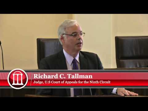 114th Sibley Lecture: Judge Richard C. Tallman, U.S. Court of Appeals for the 9th Circuit