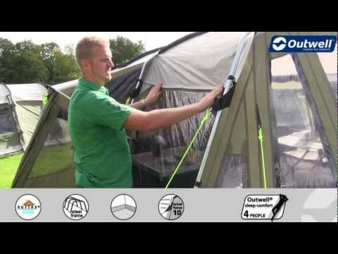 Outwell Tent Montana 6P (2013 model)