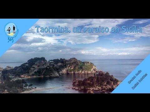 Visita a Taormina en un día: Video guía de Taormina (Sicilia, Italia)