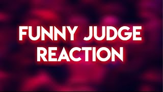 Funny Judge Reaction ! | Codfish, B-Art, Alexinho, Dharni, Reeps One....|