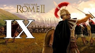 Total War: Rome 2 #IX - План на игру