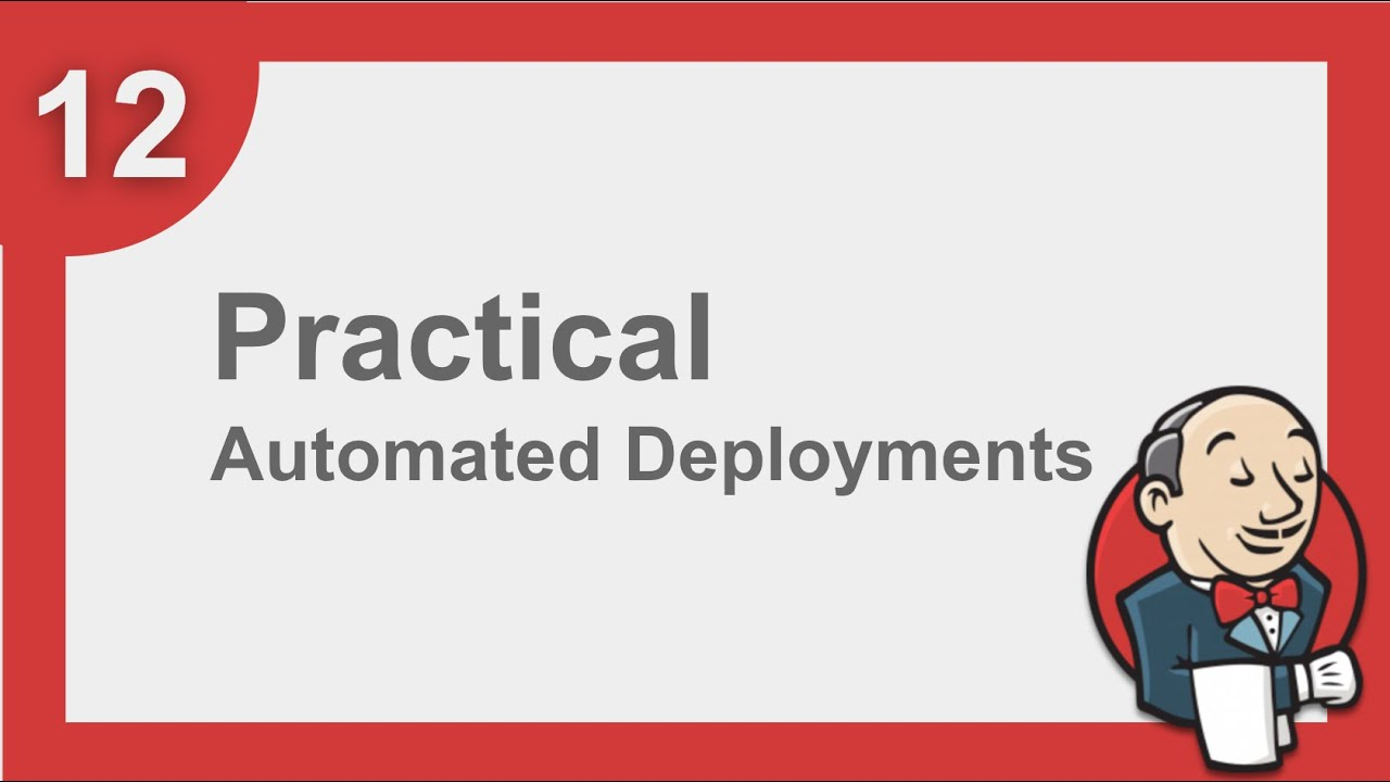 Jenkins Beginner Tutorial 11 - How to do Automated