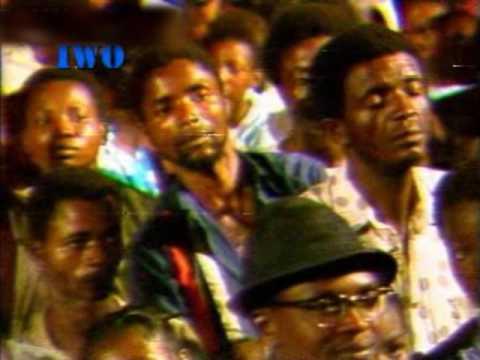 Archbishop Benson Idahosa - Zaire Miracle Crusade, 1987 - Part 1